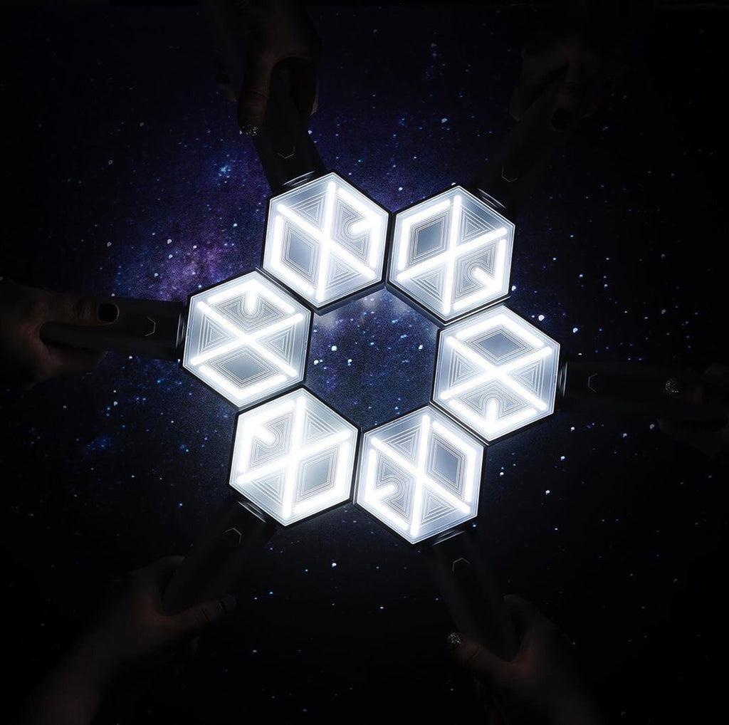 EXO OFFICIAL LIGHTSTICK VER 3.0