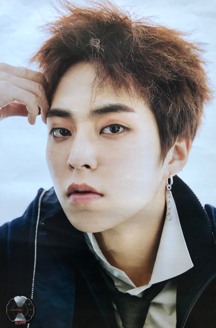 EXO 5th Album Vivace Official Poster - Photo Concept Xiumin