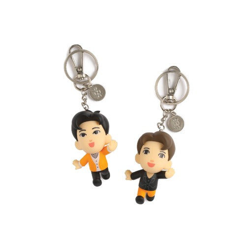 TVXQ Official Merchandise - Figure Keyring