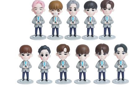 [Pre-Order] 워너원WANNA ONE 7INCH FIGURE + PHOTO (11KINDS)