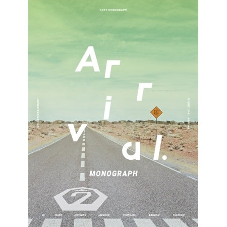 갓세븐 GOT7 - MONOGRAPH FLIGHT LOG : ARRIVAL
