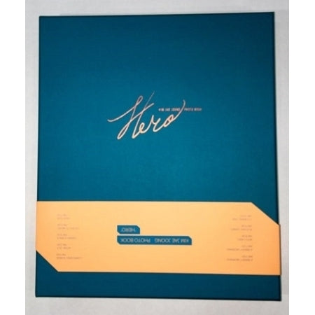 김재중 [Kim Jae Joong] - Photo Book [Hero]