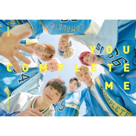 온앤오프 ONF 2ND MINI ALBUM - YOU COMPLETE ME