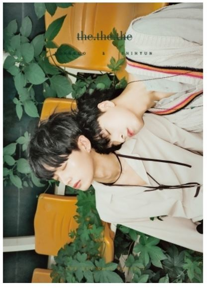 [PRODUCE101] YONG GUK& SI HYUN 1ST MINI ALBUM- THE.THE.THE