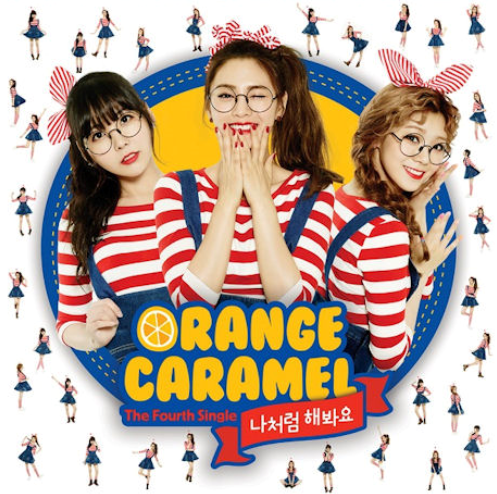 오렌지카라멜 Orange Caramel Single Album Vol. 4