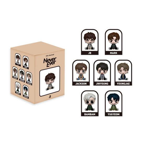 GOT7 GOTOON BABY FIGURE FLIGHT LOG:| ARRIVAL