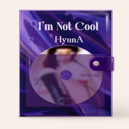 [Pre-Order] Hyuna 7th Mini Album - I'm Not Cool