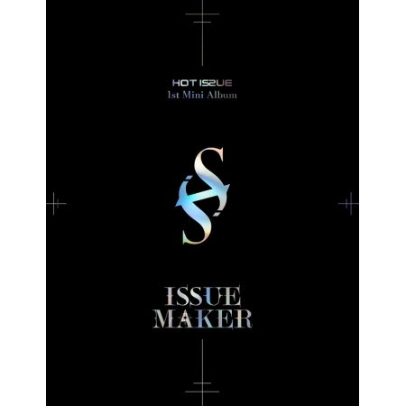 [Pre-Order] HOT ISSUE 1st Mini Album - ISSUE MAKER