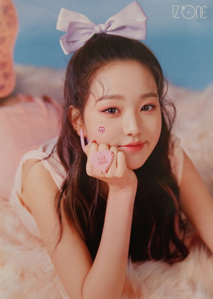 IZ*ONE 3rd Mini Album ONEIRIC DIARY Official Poster - Photo Concept Wonyoung