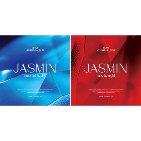 [Pre-Order] JBJ95 4th Mini Album - JASMIN