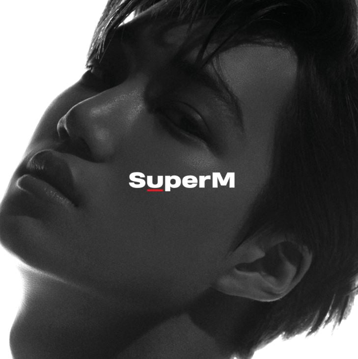 (US Edition) SuperM The 1st Mini Album - SuperM
