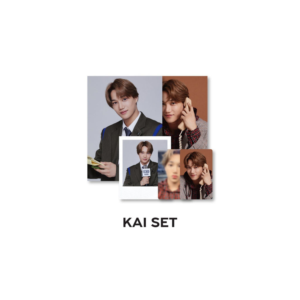 [Pre-Order] EXO 2021 Season's Greeting Photo Pack