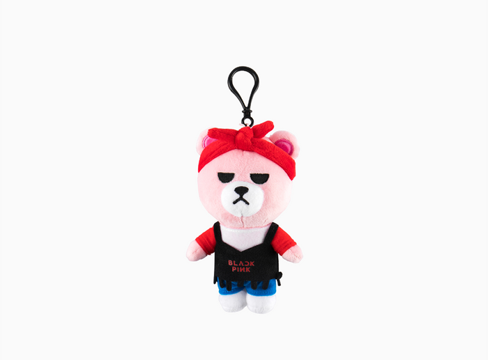 BLACKPINK [IN YOUR AREA] KRUNK X BLACKPINK OFFICIAL GOODS - KEYRING