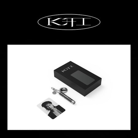 KAI OFFICIAL MERCHANDISE - PHOTO PROJECTION KEYRING
