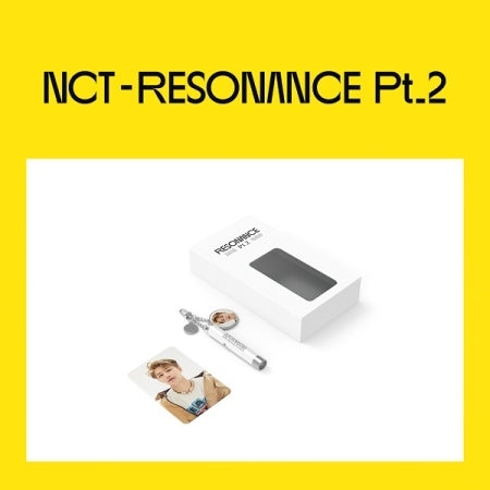 NCT Resonance Pt. 2 Official Merchandise - Photo Projection Keyring