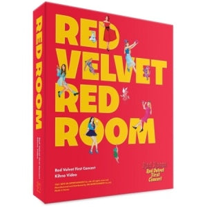 [KIHNO] RED VELVET 1ST CONCERT KIHNO ALBUM - RED ROOM