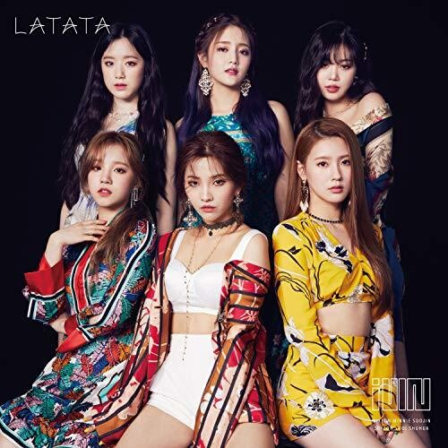 [Japan Import] (G)I-DLE - LATATA (Limited Ver A)