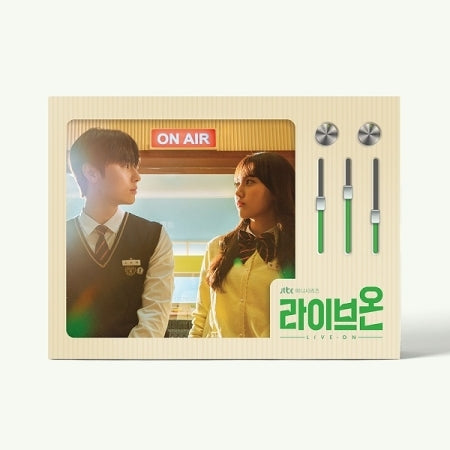 [Pre-Order] LIVE ON (라이브온) OST