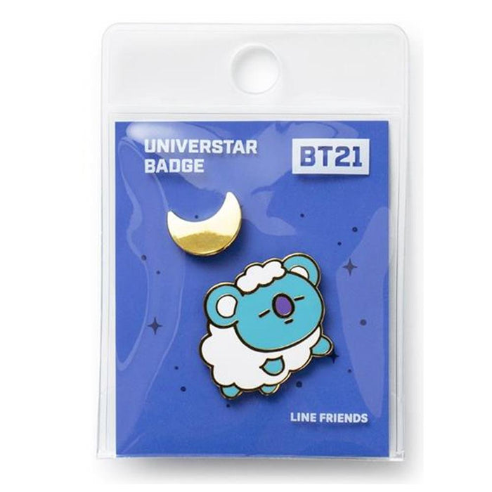 [Pre-Order] BT21 Official Merchandise- Universtar Badge Set
