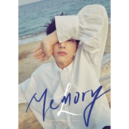 [Pre-Order] Kim Myung Soo 1st Single Album - Memory (기억과 기억 사이)