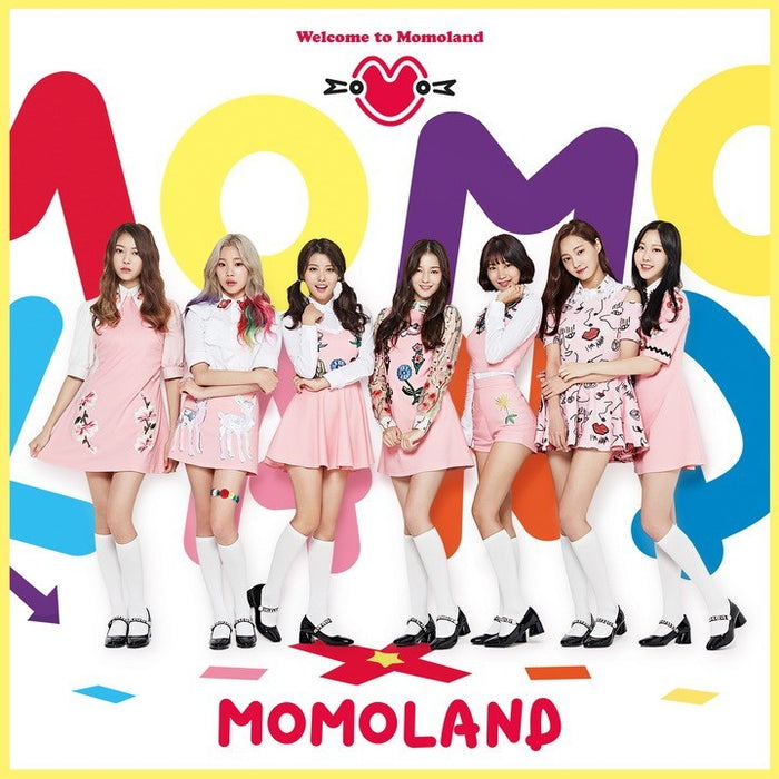 Momoland 1st Mini Album - Welcome to Momoland