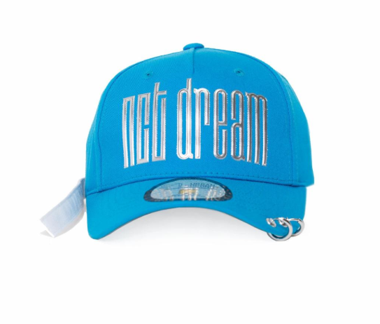 NCT  SM Official Dream Dad Hat with Long Strap and Rings