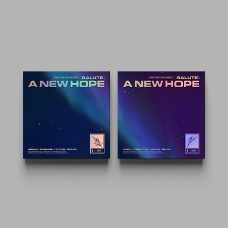 [Pre-Order] AB6IX 3rd EP Repackage Album - SALUTE : A NEW HOPE