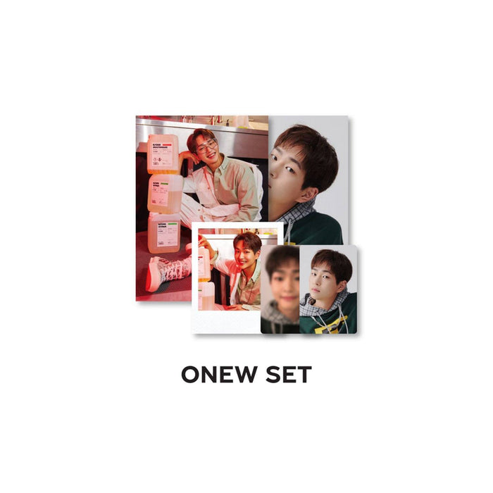[Pre-Order] SHINEE 2021 Season's Greeting Photo Pack