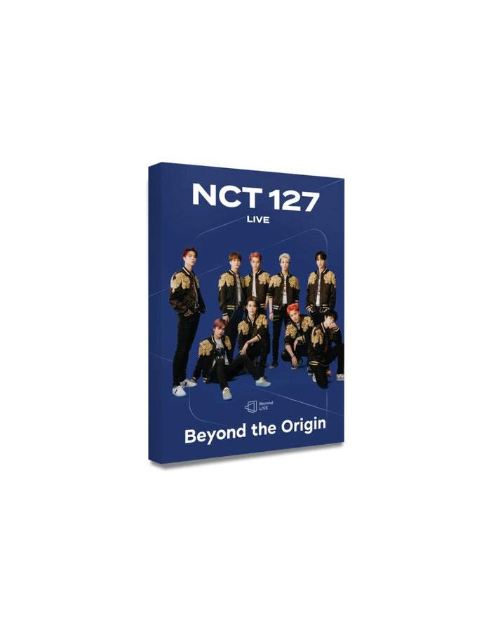 NCT 127 Beyond LIVE Goods - Postcard Set