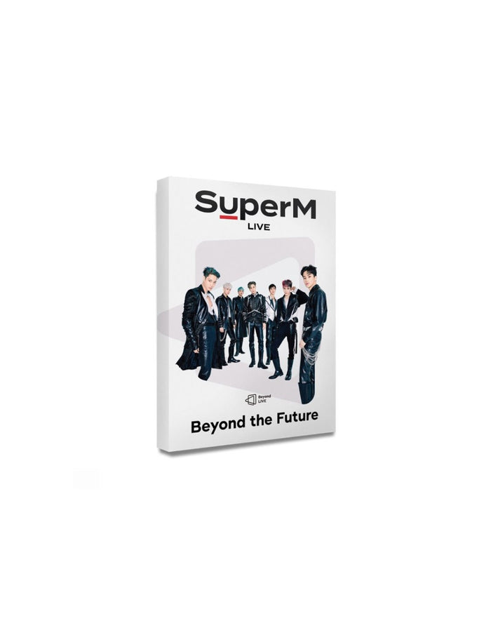 SuperM Beyond LIVE Goods - Postcard Set