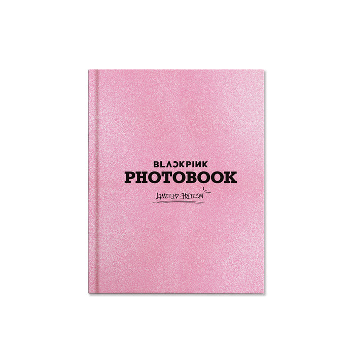 [Pre-Order] (Limited Edition) BLACKPINK Photobook