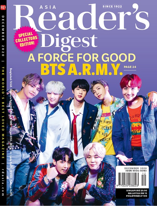 BTS 12-2020 - READER'S DIGEST ASIA