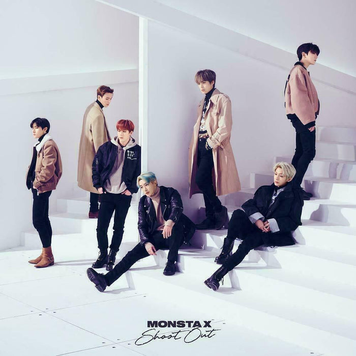 MONSTA X Japanese Release - Shoot Out