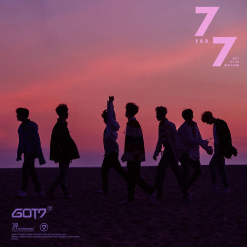 GOT7 7th Mini Album - 7 FOR 7