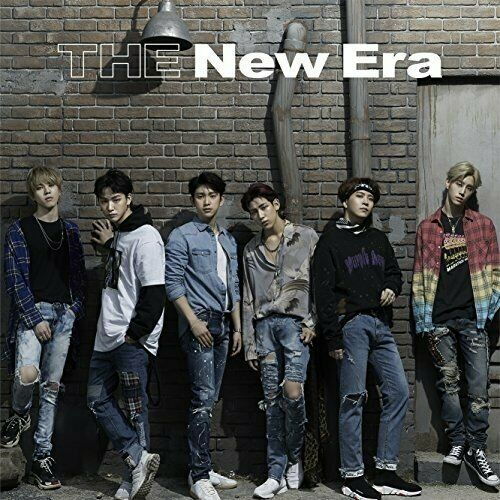 GOT7 Japanese Release - THE NEW ERA Version B