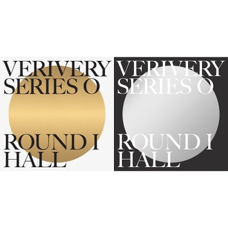 [Pre-Order] VERIVERY Album - SERIES 'O' [ROUND 1 : HALL]