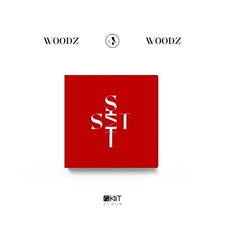 [KiT] WOODZ 1st Single Album - SET Air KiT
