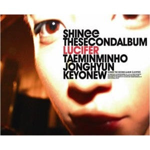 샤이니 SHINee Vol. 2 - LUCIFER