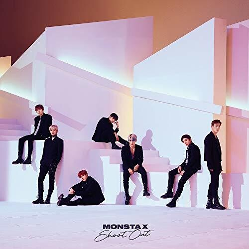 [Japan Import] MONSTA X - SHOOT OUT (VER A)