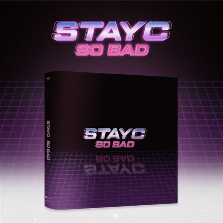 [Pre-Order] STAYC 1st Single Album - Star To A Young Culture