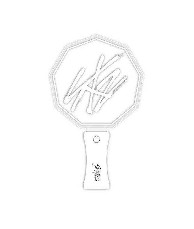 스트레이키즈 STRAY KIDS UNVEIL [OP. 02 : I AM WHO OFFICIAL GOODS - LIGHTSTICK (RESTOCK)