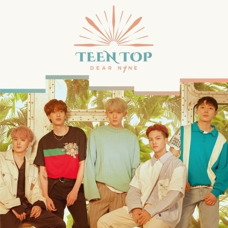 [Pre-Order] Teen Top 9th Mini Album - DEAR.N9NE