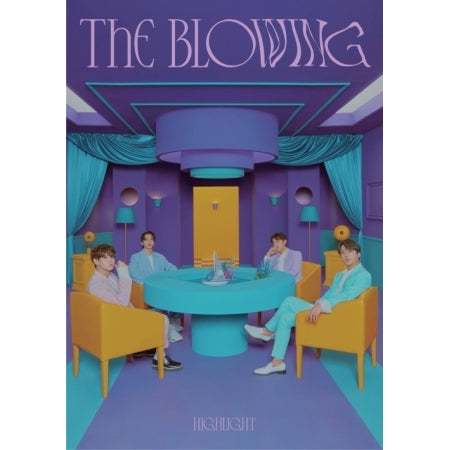 HIGHLIGHT 3RD MINI ALBUM - THE BLOWING