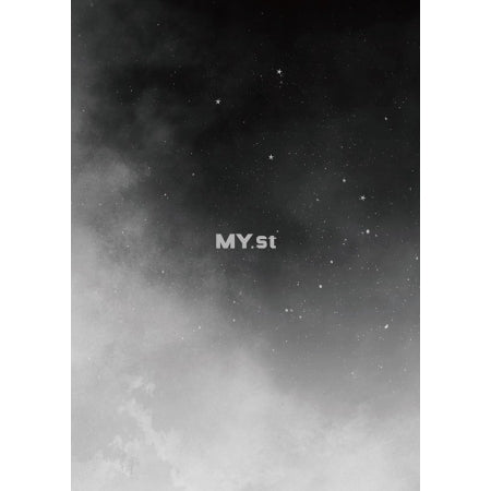 [Pre-Order] MY.st 1st Single Album - THE GLOW : ILLUSION