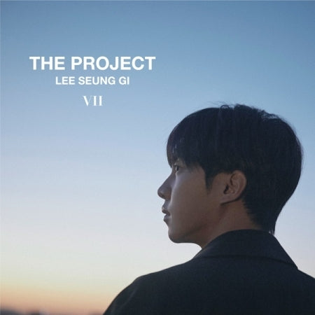 [Pre-Order] LEE SEUNG GI 7th Album - The Project
