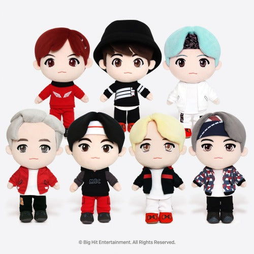 BTS Official Merchandise - TinyTAN MIC Drop DOLL