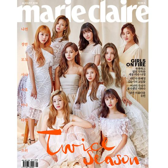 TWICE MARIE CLAIRE 2018-8