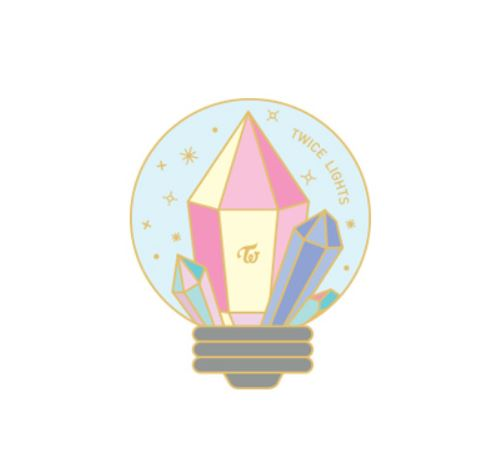 [Pre-Order] Twice [TWICELIGHTS] Official MD - Badge