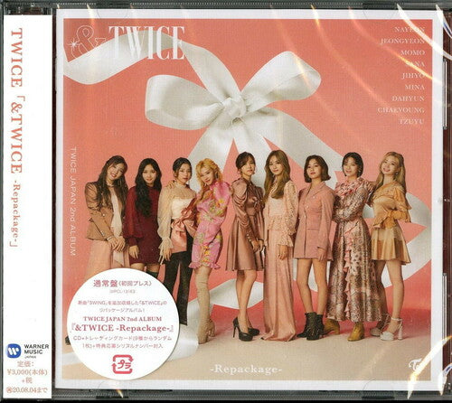 [Japan Import] TWICE - & TWICE (Repackaged Japan Edition)