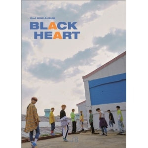 [Pre-Order] UNB 2ND MINI ALBUM - BLACK HEART